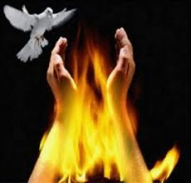 fogo do espirito