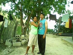 pr.Ramon e esposa